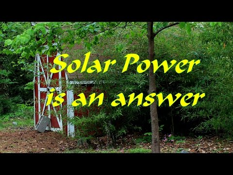 Solar energy for less than $250?  What's your suggestion?