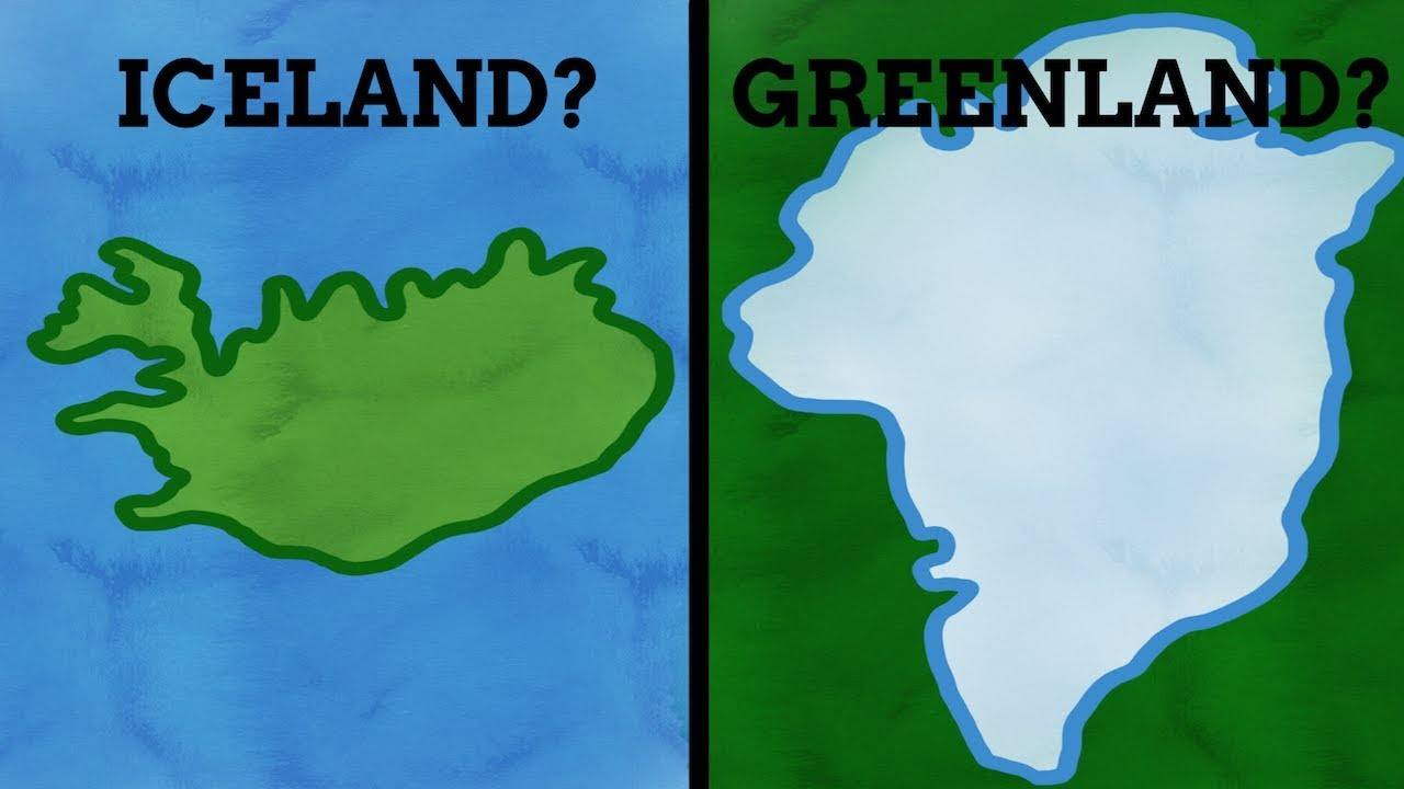 Are iceland greenlands names mixed up youtube are iceland greenlands names mixed up gumiabroncs Choice Image