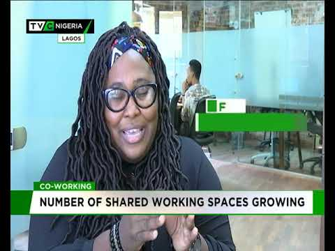 Co-Working: Number of shared working spaces growing