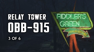 Relay Tower 0BB-915 and the Fiddler's Green Trailer Estates - Plus, Civil Alert Broadcast