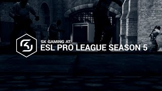 ESL Pro League Season 5 Week 2-5 Highlights