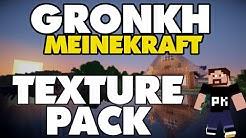 Gronkh TEXTURE PACK 2020 [1.15/1.14/1.13/1.12/1.11/1.10/1.9/1.8] & DOWNLOAD LINK! - MeineKraft