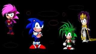 Sonic Underground: Someday (StreetRize Mix)