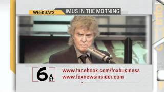 Beaches -- BBQ's -- and IMUS IN THE MORNING!