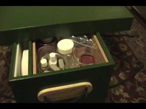 Chuck Box Version 2 Camp Kitchen Box For Canoe Or Car