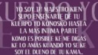Yo Soy Tu Maestro- Los Telez by Marcy