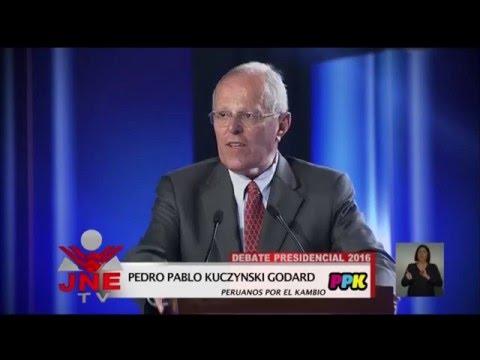 Propuestas de Pedro Pablo Kuczynski