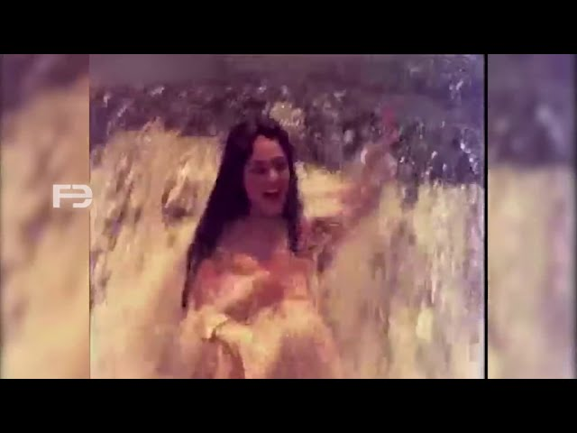 ? ?????? ???????? ?????????????? ????? ??????? ???? ?????????? | Old actress in river
