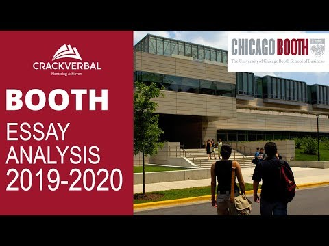 Chicago Booth MBA Essay Questions  - Detailed Analysis & Tips [2019-20]