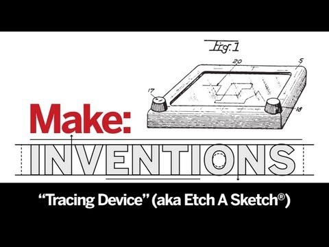 How is an Etch A Sketch made? MAKE: Inventions host Steve Hoefer gives a bit of historical background on the classic toy, and then, with …