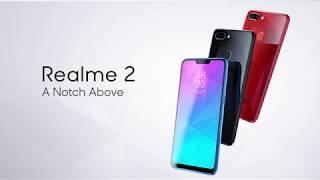 Launching the Realme 2 #OnlyOnFlipkart