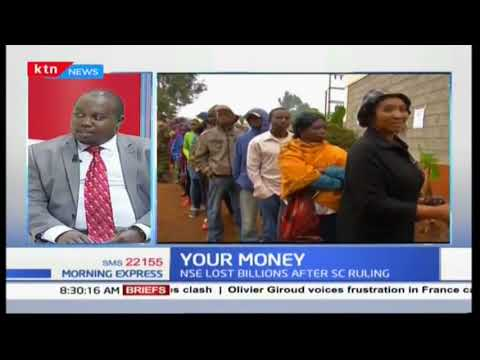 Your Money: Kenyan economy during the elections