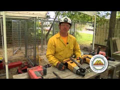 The Spec Show (Wood) Hammer Drills