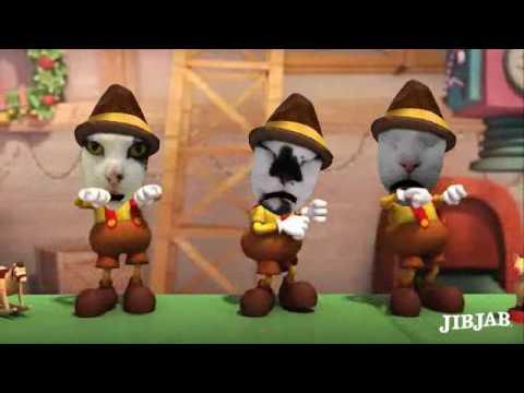 Christmas Jibjab Santa S Shop Youtube