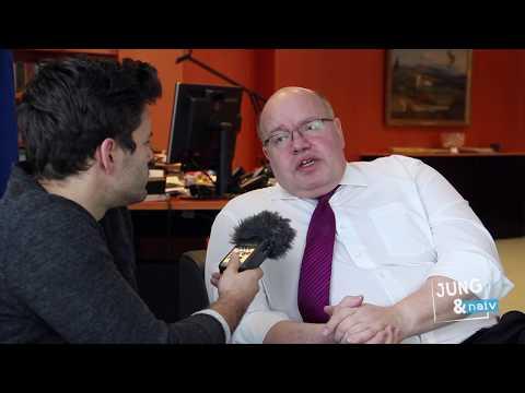 Peter Altmaier (CDU) - Jung & Naiv: Folge 251