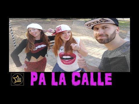 PA LA CALLE (Ims) | ZUMBA | feat Lorna | Andrea Stella Choreo Dance