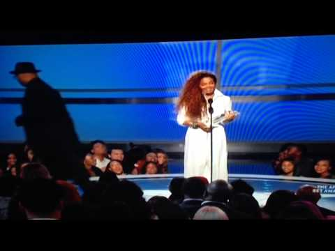 Janet Jackson receives the Dance Icon Award | BET Awards 2015
