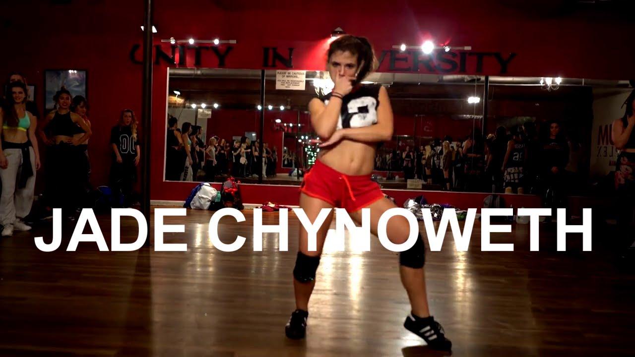 JADE CHYNOWETH- Dirrty -Choreography by Nika Kljun