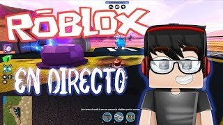 ROBLOX ENGLISH Jailbreak Mad City and other game Live Streaming HD lebotop (October 1)