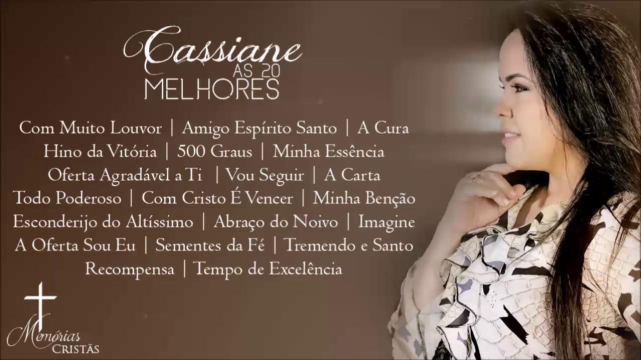 EXCELENCIA TEMPO RAR CASSIANE PLAYBACK BAIXAR CD DE