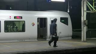 特急あずさ27号松本行 立川発車