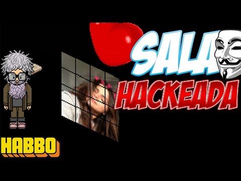 Habbo Sala Hackeada? [LA SALA MAS MISTERIOSA DE HABBO.ES 2016]