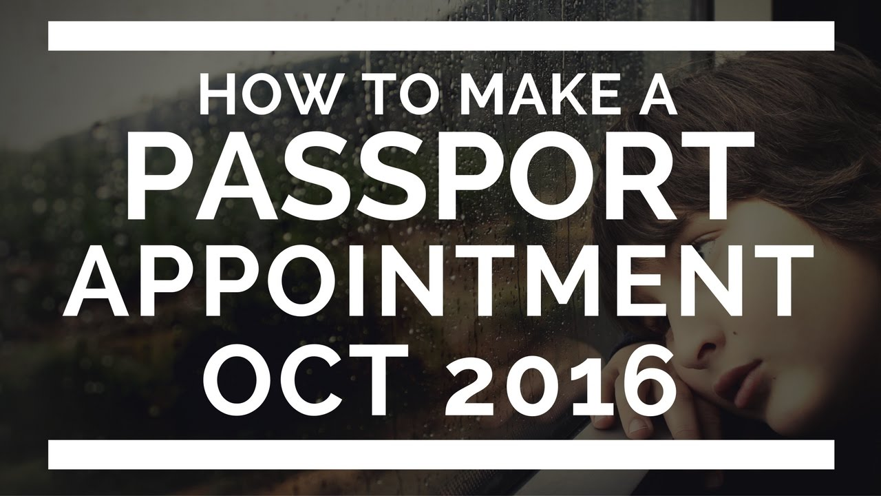 How to Make a Pport Appointment Online Philippines (Oct 2016 ... Dfa Pport Renewal Application Form on