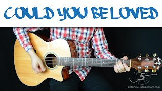"""How To Play """"Could You Be Loved"""" by Bob Marley"""