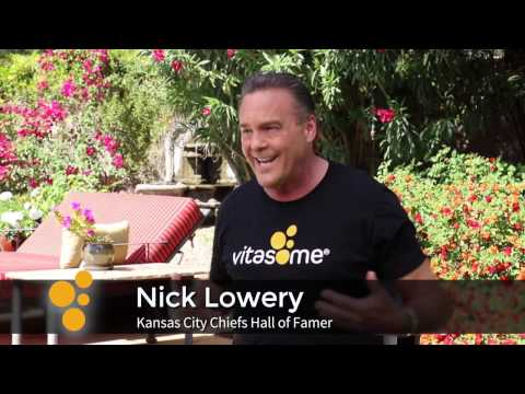 Nick Lowery on Curcumin-C and Vitasome