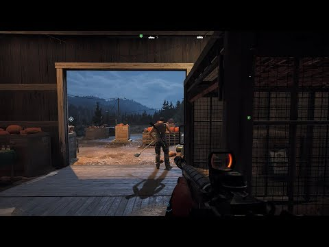 [XBO] Farcry 5 Side Mission - Water Works