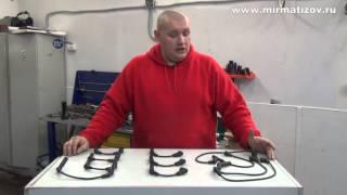 видео Как проверить высоковольтные  провода, советы и рекомендации