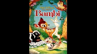 Download Opening to Bambi UK VHS [1994]
