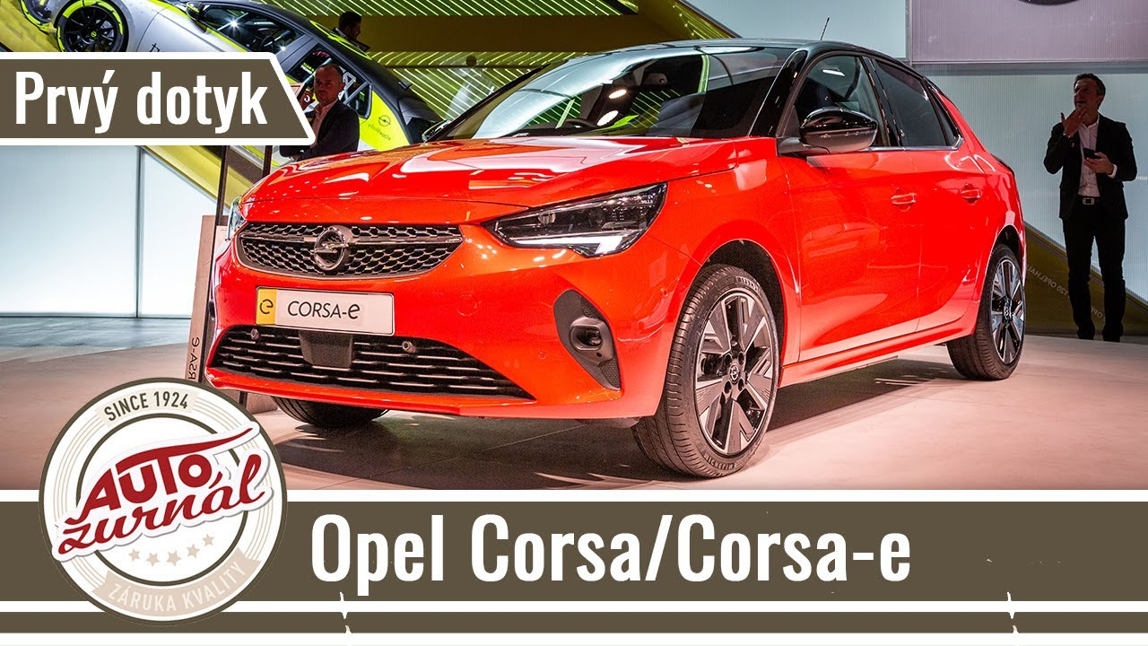 Frankfurt Motor Show 2019 Opel Corsa And Opel Corsa E