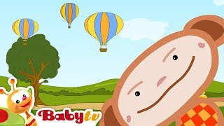Hot air balloon - Oliver | BabyTV