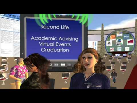 Penn State World Campus: Second Life® and Social Networking - Part 2 of 2