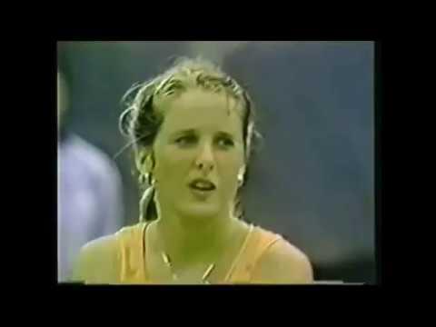 """Трэйси Энн Остин Холт """"Игрок Года WTA"""" 1980 года"""