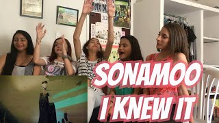 SONAMOO(소나무) _ I (knew it) MV REACTION
