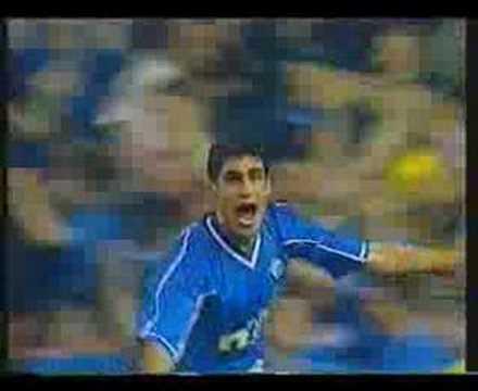 Rangers v Parma 1999