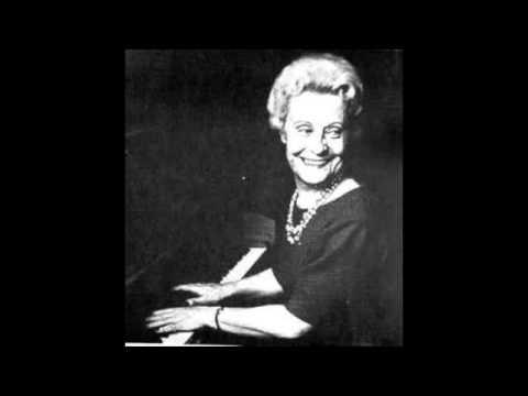 Jeanne-Marie Darré Weber Konzertstück Nice 1981