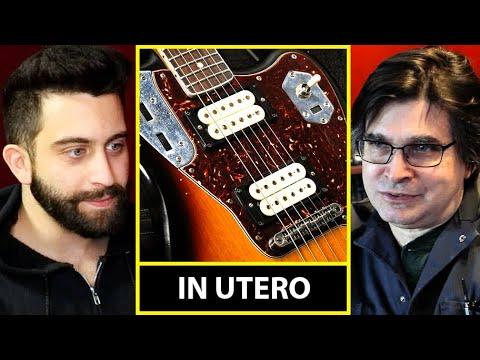 Remixing In Utero: Steve Albini (Daniel Sarkissian Interview)