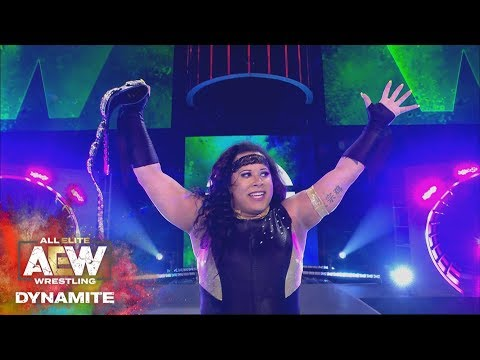 AND NEW AEW WOMEN'S CHAMPION NYLA ROSE | AEW DYNAMITE 2/12/20, AUSTIN