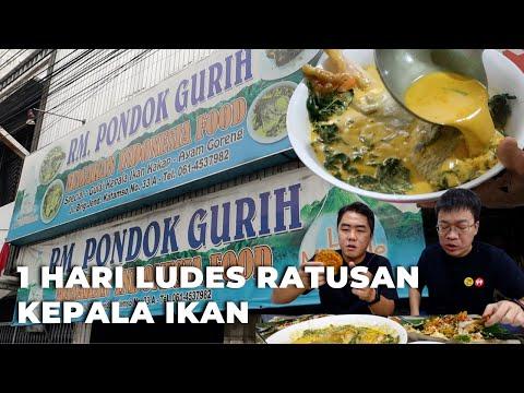Rumah Makan Pondok Gurih, Gulai Ikan Kakapnya Ajib!