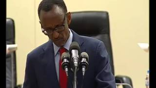 Opening of the Judicial Year 2014   2015   Kigali, 5 September 2014