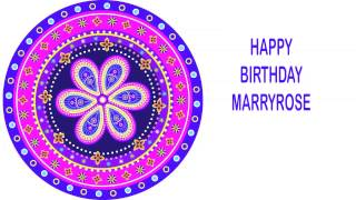 Marryrose   Indian Designs - Happy Birthday