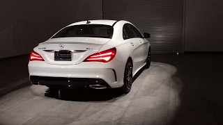 2018 Mercedes-Benz CLA Walk-Around Rockville Centre, Nassau, Long Island, New York, Queens, NY JN526