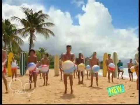Tengerparti tini mozi promo 2 [Disney Channel Hungary]
