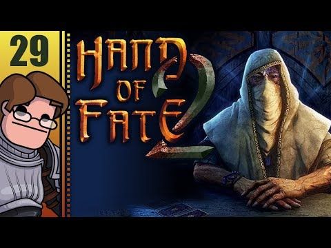 Let's Play Hand of Fate 2 Part 29 - Cave of Wonders