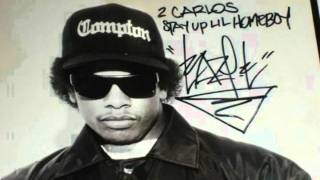 Eazy E - Just Tah Let U Know (mega mix)