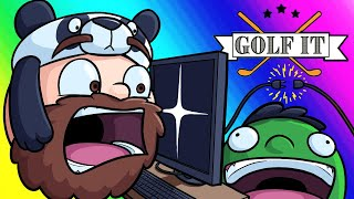 Golf-it Funny Moments - Nogla Sabotages the Whole Game! thumbnail