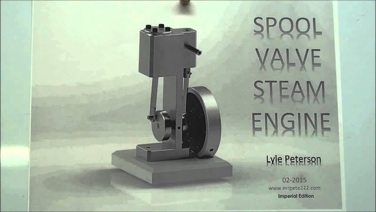 VERTICAL STEAM ENGINE